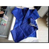 Pine Tree blue judo gi, judo uniform