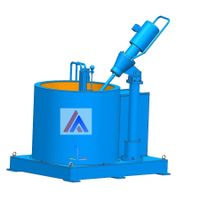 Slurry Mixer for shell production system / investment casting line