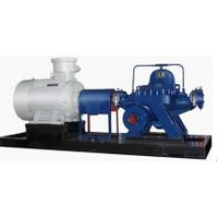 DSH Series Horizontal Axially Split Double Stage Single Suction Centrifugal Pump
