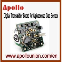 Individual Sensor Board (ISB) Alphasense B4 4-Electrode Gas Sensors