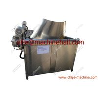 Automatic French Fries Frying Machine|Potato Chips Frying Machine