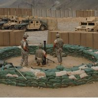 Jute Sand Bag for Military Use