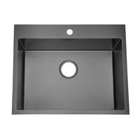 Nano Titanium Plating Handmade Sink