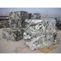Aluminum extrusion Scrap 6063 / Aluminum Wheels Scrap / Baled UBC scrap. thumbnail image