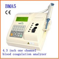One channel blood hematology with 4.3 inch screen thumbnail image