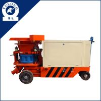 GSP-7 Wet shotcrete machine