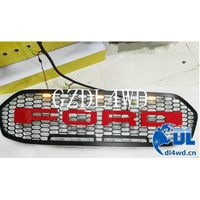 everest front grille led for ford everest
