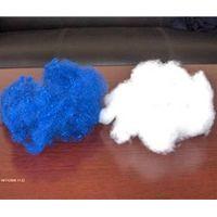 Flame retardant polyester staple fiber