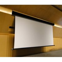 Large Electric Screen with Remote Controller