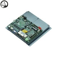 3.5'' Industrial Motherboard with Celeron-U (EPIC-N80_4G VER:1.2)