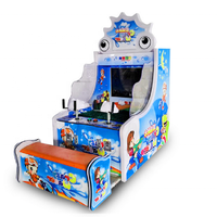 42 inch double super shot double match video game lottery game machine