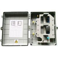 132 Outdoor Distribution Box Plc Splitter Box