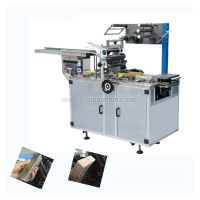 JD-260 SMALL AUTOMATIC CELLOPHANE PACKING MACHINE thumbnail image