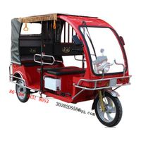 AKA4 electric tricycle for passenger, taxi tricycle, transporting vehicle