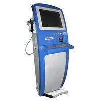 H3 selfservice insurance selling touchscreen payment ticket information&internet access kiosk termin