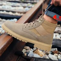 Manufacturer warehouse oil resistant price brand industrial safety shoes thumbnail image