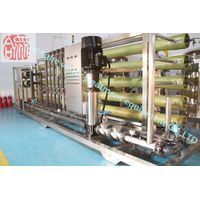 30T/H single stage industrial reverse osmosis water plant