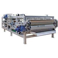 Large capacity DIBO DY1500 Belt Cast iron Filter Press