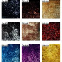 RM Series long pile soft shaggy rug
