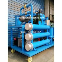 Ultra-Vacuum Transformer Oil Treatment, Oil Filtration Plant