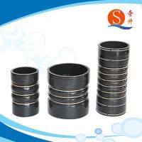 automobile steel wire hump coupling silicone hose