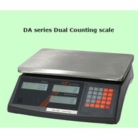 DA series Dual Counting scale