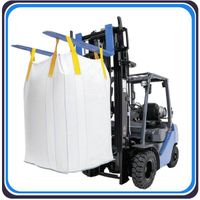 pp big bag 1000kg 1 ton for bulk grains storage