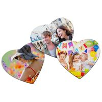 Heart Shape Mouse Pad