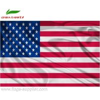 Commercial Advertising Inexpensive Cost Polyester American Flag thumbnail image
