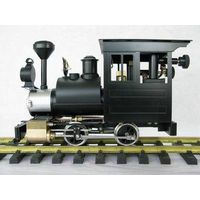 Steam engine model - US Porter 0-4-0 thumbnail image