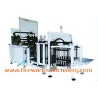 Fully Automatic Cake Assembling Machine for Fireworks