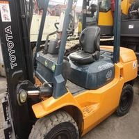 Used Forklift Toyota 4Ton For Sale thumbnail image