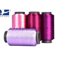DTY 300d/192f Dope Dyed Filament Yarn Polyester