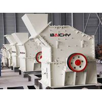 High-efficient impact fine crusher