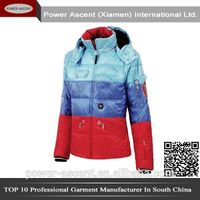 China Products 100% Polyester Lightweight Waterproof Jacket Men's Down Jacket