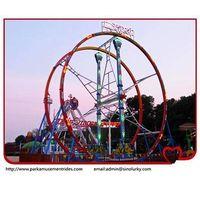 Amusement ferris ring car used outdoor playground/Ferris ring car used amusement rides