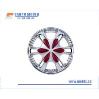 Auto wheel cover mould