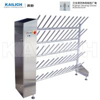 BD630 rubber boots drying disinfection machine (open)