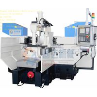 Horizontal two side CNC milling machine