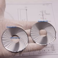 Cemented Carbide Round Knives