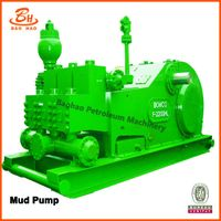 BOMCO/EMSCO F Series Drilling Mud Pump Triplex F1300 Mud Pump