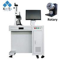 Kuntai 20W/30W fiber laser engraving marking machine for marking bird ring thumbnail image