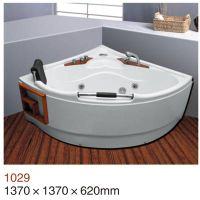 factory orice bath tub with massage jets