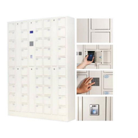Fingerprint Type Smart Phone Storage Cabinet/RFID locker/school locker - 50 doors thumbnail image