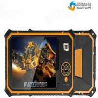 Rugged Tablet PC 8 Inch Android UHF RFID Barcode Scanner Tablet IP67 Industrial Tablet PC