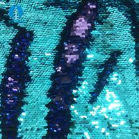 Hot sale reversible 5mm sequin fabric