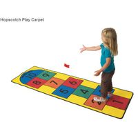 Hopscotch Play Carpet