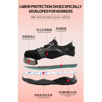 young fashion flywoven mesh upper safety shoes 999 thumbnail image