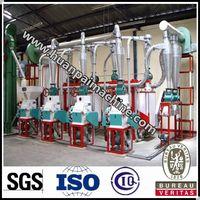 Hot sale maize flour milling machine thumbnail image