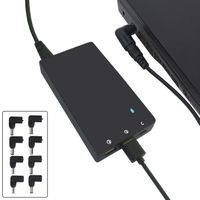 80W Ultra-slim USB C Laptop Charger&QC 3.0 Charger for Macbook pro, IBM,